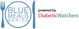 Blue Meals Logo
